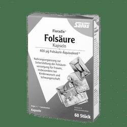 Floradix® Floradix® Folsäure Kapseln