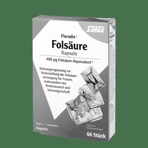 Salus® Floradix® Folsäure Kapseln