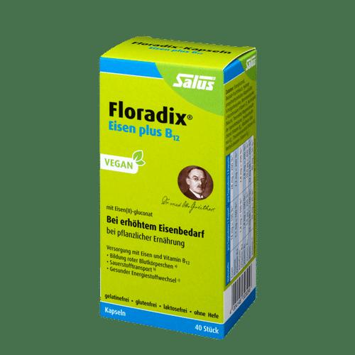 Floradix® Floradix® Eisen plus B12 vegan