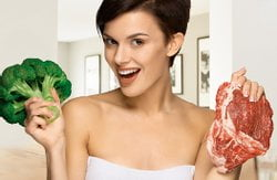 2. Gesunde Mischkost sorgt für Nachschub