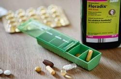 5. Eisen und Medikamente